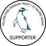 Yellow-eyed Penguin Trust supporter logo